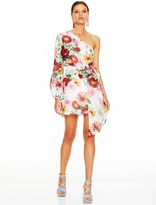 Garland Mini Dress