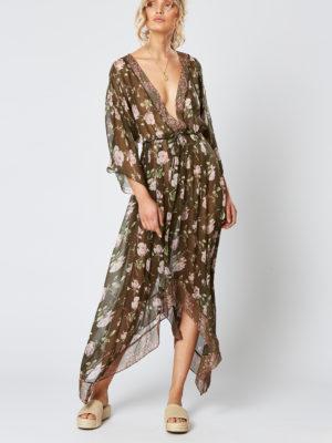 Chelsea Kaftan Dress