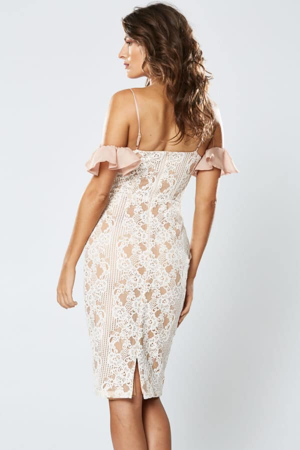 Filigree Dress Back