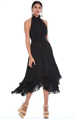 Mystical Midi Dress