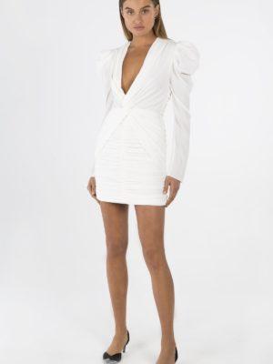 Vittoria Dress Ivory