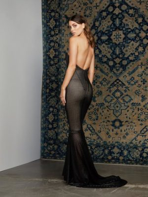 Kamile Dress Back