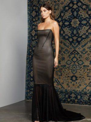 Kamile Dress Front