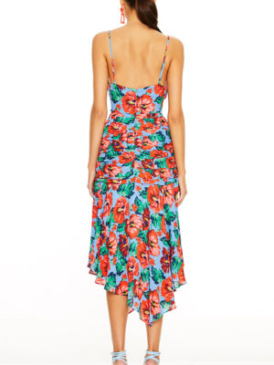 Luscious Midi Dress Back