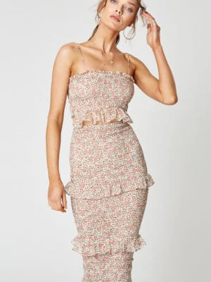 Desert Rose Dress Feb
