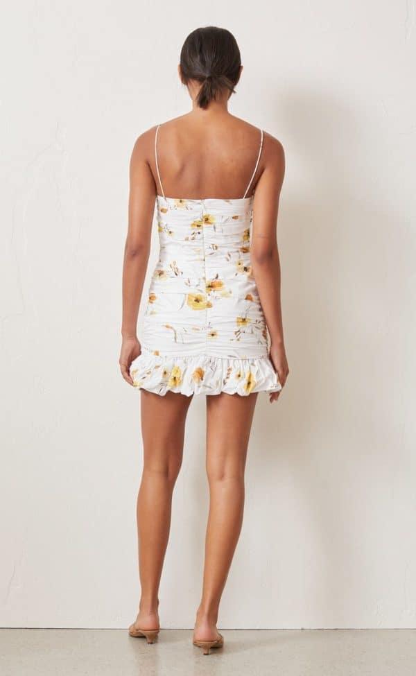 Colette Mini Dress Back